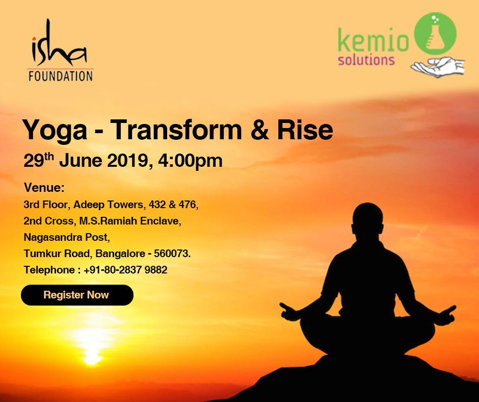 Yoga Transform & Rise